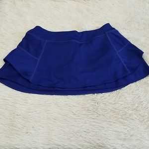 Athleta Cobalt Blue athletic Skort Sz. XS